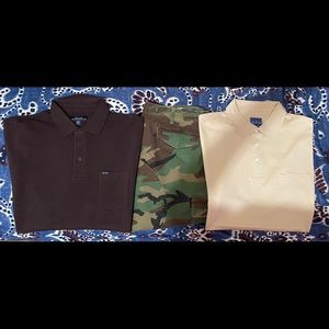 Polo Ralph Lauren Pants Size 38 and Shirts Size 2X
